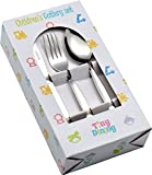 Best Sets Couverts Couteau - Set de 36 couverts pour enfant Tiny Dining Review