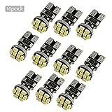 LED Error Free Canbus, ZISTE T10 W5W 194 501 LED Bulb for...