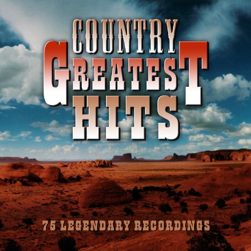 Country Greatest Hits - 75 Leg...