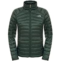 The North Face W Tonnerro FZ Jacket - EU - Chaqueta para mujer, color verde, talla XS