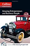 Image de Amazing Entrepreneurs & Business People: B2 (Collins Amazing People ELT Readers)