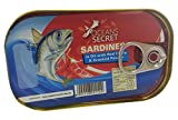 #8: Oceans Secret Sardines in Oil with Chilly Pepper, 125g