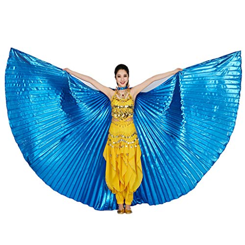 Novelty & Special Use 300 Lamp Beads Girls Wings Angle Of Opening Dancer Props Wings Belly Dance Props Women Belly Dance 360 Degree Led Shining Wings Perfect In Workmanship Stage & Dance Wear