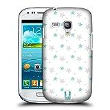 Head Case Designs Winter Himmel Sterne Muster Snap-on Schutzhülle Back Case für Samsung Galaxy S3 III mini I8190
