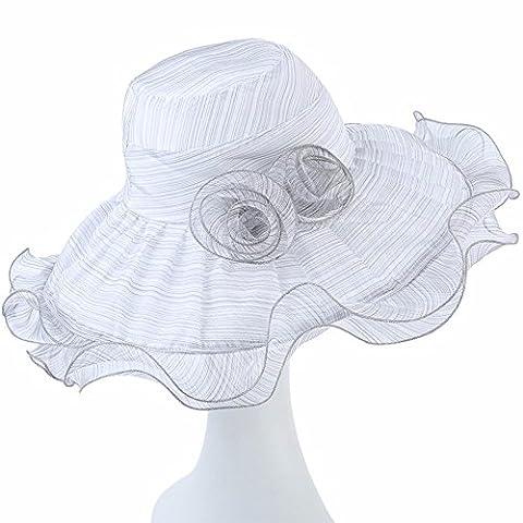 PLKOI Hats Ms. Summer Sun Visor Foldable Mesh Sun Hats The Tour Cooler Cap,Grayb