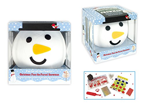 Pass The Snowman