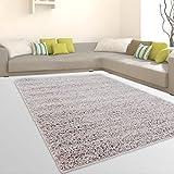 Shaggy Shaggy - Tappeto Flokati, morbido, per il soggiorno, colore grigio, grigio, 100 cm_x_300 cm