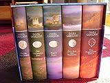 Die Highland Saga - limitierte Auflage (Feuer und Stein - Die geliehene Zeit - Ferne Ufer - Der Ruf der Trommel - Das flammende Kreuz)