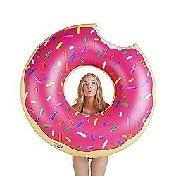 """Bigmouth Inc Riesen-schwimmring """"Donut"""""""