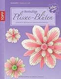 Anmutige Plissee-Blüten: Gefalltete Blüten aus Transparentpapier (kreativ.kompakt.)