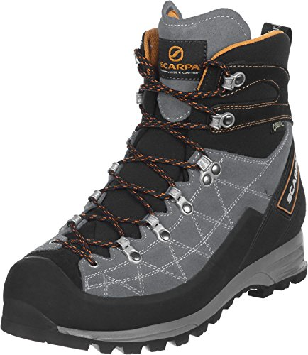 Scarpa R-Evo Pro GTX smoke/orange