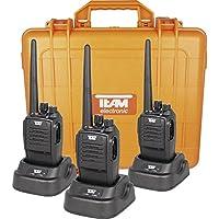 Team Electronic PMR-Handfunkgerät TeCom IP-DA32 PR8610 3er Set