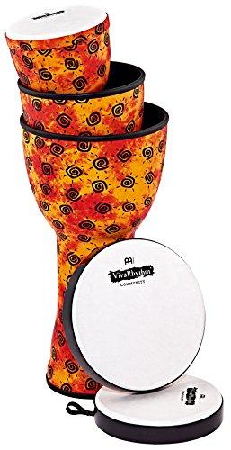 VR-SDJSET-SH Boom Series Stack Drum Set -