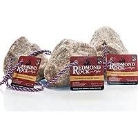 Redmond – Rock en una cuerda sal sin refinar Rock para caballos; ...