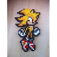 Pixel Art / Perler Beads Golden