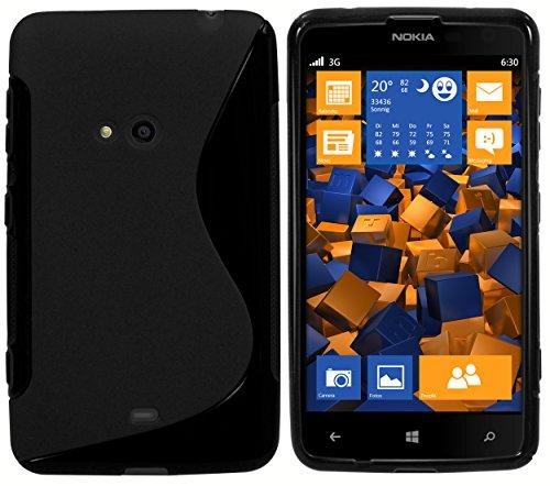 mumbi S-TPU Schutzhülle für Nokia Lumia 625 Hülle