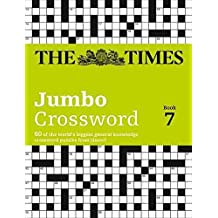 [(The Times 2 Jumbo Crossword Book 7 : 60 of the World's Biggest Puzzles from the Times 2)] [By (author) The Times Mind Games ] published on (August, 2012)