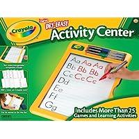 Dry-Erase Activity Center, w/ 4 Bullet Tip