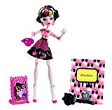 Mattel Monster High BDF12 - Art Class Draculaura, Puppe