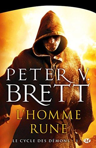 Le Cycle des démons, Tome 1: L'Homme-rune (nouvelle couv) par Peter V. Brett
