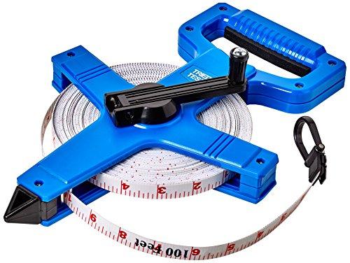 Bewährte + Tools TT141Klasse III Messleiter Tape, blau, 30m -