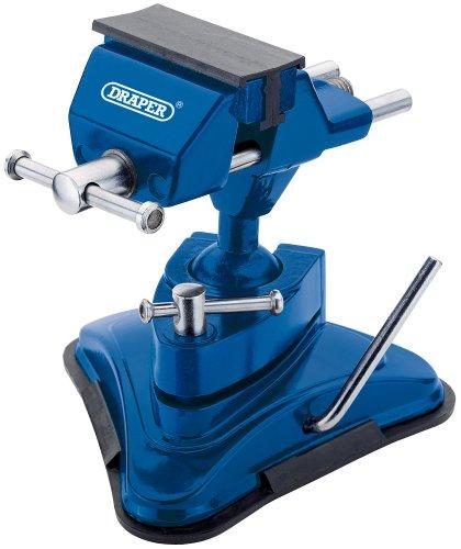 Draper 45245 Vakuum-Schraubstock für den Tisch, 73mm