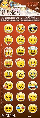 emoji aufkleber Emoji-Gastgeschenke für Geburtstage, Party-Zubehör