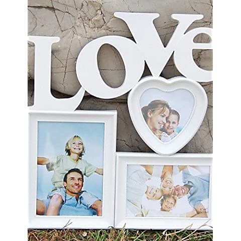 LBLI Picture Frames Moderno/Contemporaneo / Tradizionale / Paese / Casual / Ufficio / Altro Altro,Plastica 1/1 Piccolo / Medio / Grande , white JIAJU-YONGPING #2494
