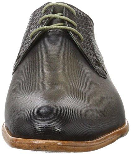 Daniel Hechter Mens 812229011100 Derby Grey (grigio 1500)