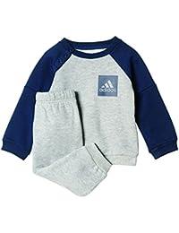Adidas - I sp fleece jog gris baby - Survetement ensemble