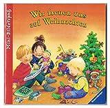 Ravensburger Mini-Bilderspass: Wir freuen uns auf Weihnachten