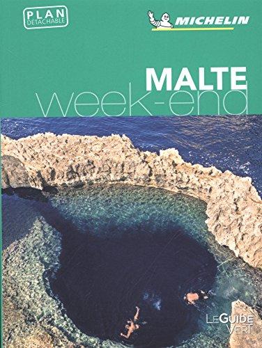 Guide Vert Week-End Malte Michelin par Michelin