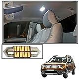 #9: Vheelocityin 12 LED Roof Light Car Dome Light Reading Light For Renault Duster