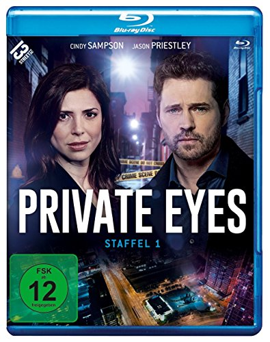 Private Eyes - Staffel 1 (Blu-ray)
