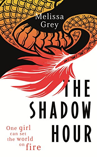 The Shadow Hour (The Girl at Midnight Book 2)