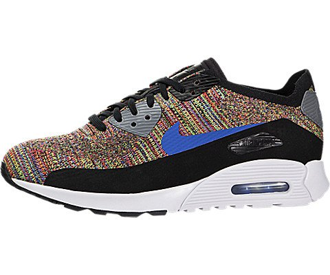 Nike Womens Air Max 90 Ultra 2.0 Flyknit Running Trainers 881109 Sneakers...