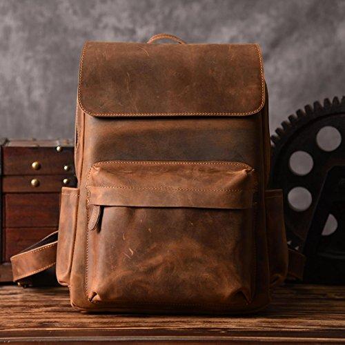 crazy horse - umhängetasche und rucksack, tasche retro - computer D