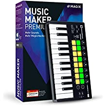 Magix Music Maker Performer - Software De Edición De Audio/Música