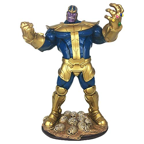 GYH Movie Marvel Avengers Infinity War Thanos Resin Statue Model Figure Toys for Gift Collection (#) ''
