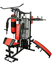 Cockatoo Hg03 Professional Home Gym Station with Steel Fram