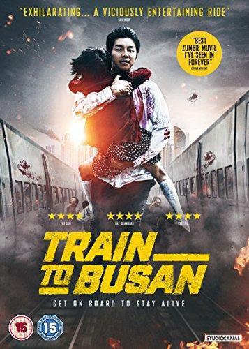 Train To Busan [Edizione: Regno Unito] [Italia] [DVD]