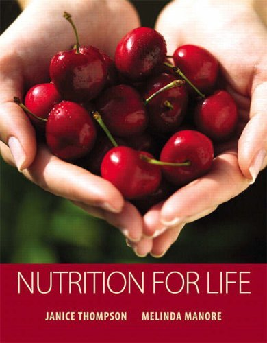 Nutrition for Life by Janice J. Thompson (2006-03-01)
