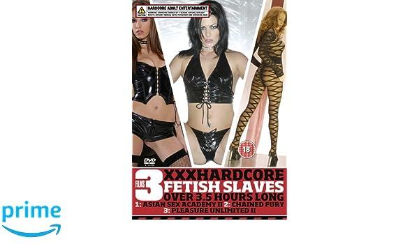 European fetish dvd