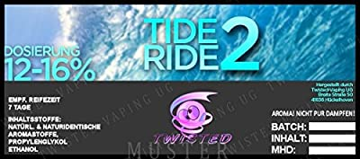 Twisted Aroma Tide Ride 2 von Twisted Vaping