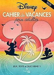 Cahier de vacances Disney 2021