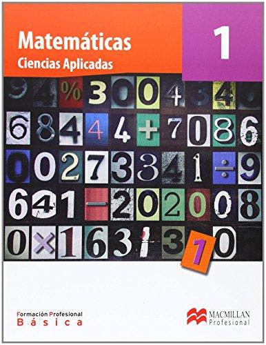 Ciencias aplicadas, matemáticas 1, FP básica