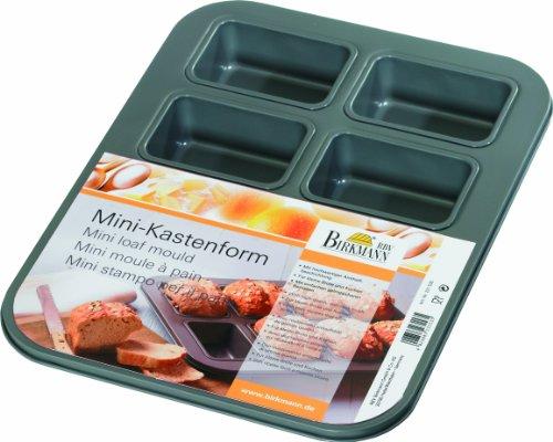 Birkmann 231535 - Mini moldes para pan