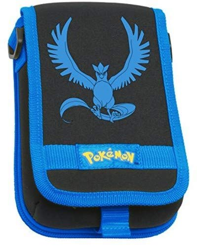 Hori Custodia da Viaggio Pokémon GO (Team Mystic) per Nintendo 3DS/3DS XL/2DS XL - Ufficiale Nintendo