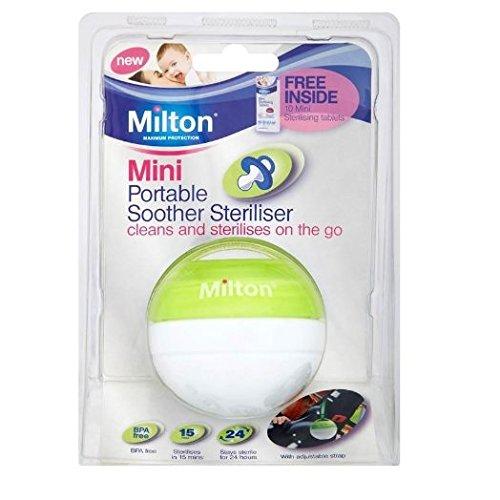 Milton Mini-Sterilizzatore Portatile per Ciuccio