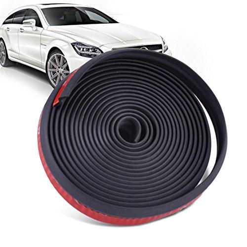 Preisvergleich Produktbild beler 4M Universal Auto Z Form Gummidichtung Wetter Streifen Hohle Tür Fenster Kante Form Trim Dekorieren Wetterstrip